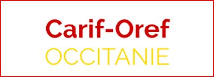 Lien vers le site du Carif-Oref Occitanie